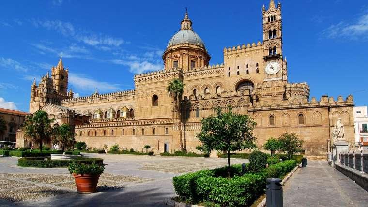Sicilija – ODPOVEDANO zaradi korona virusa