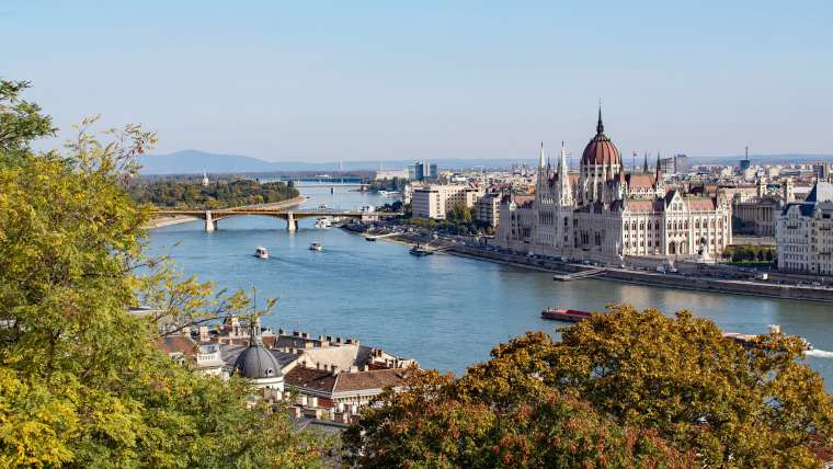 Madžarska – ODPOVEDANO zaradi korona virusa