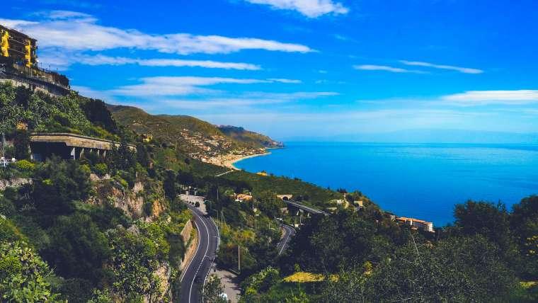 Sicilija: Eolski otoki & Pompeji