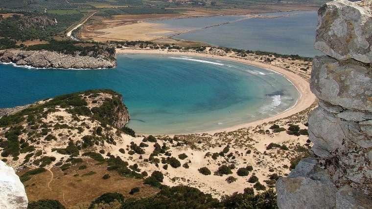 Grčija – Peloponez